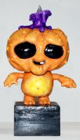 Pumpkin head by DrMonkeyface