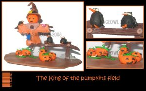 The pumpkins king by SageOwl