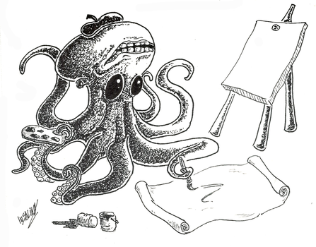 The Artopus by Insalival
