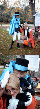 APH DAY '10: Halloween USxUK by the-dancing-onigiri