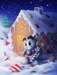 Merry Christmas by SandraWinther