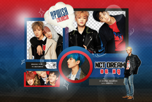 NCT DREAM PNG PACK #2 (CECI) by Upwishcolorssx