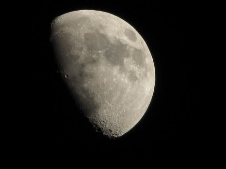 Waxing Gibbous by assassin4