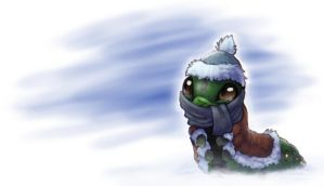 'Wintermoris wishes you.. by 13blackdragons
