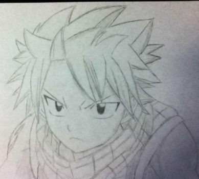 Natsu (Fairy Tail) by Raven9899