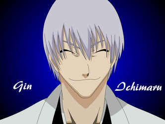 Art Trade: Gin Ichimaru by Mifang