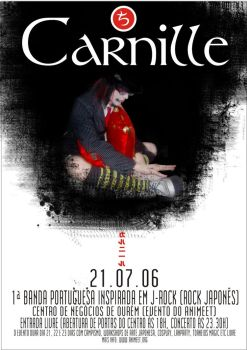 Carnille jrock portugues by Darkween