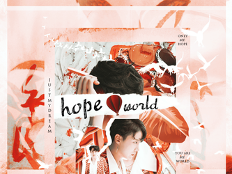 Hope World    Blend by answer-ly