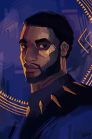 t'challa by vellumed