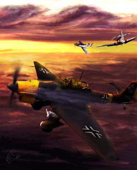 How the mighty fall by p-51