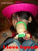 swann love zoro by LuffySwan