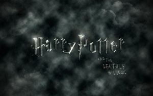 Harry Potter Typography by richworks
