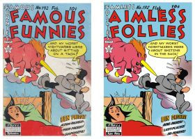Aimless Follies 192 by Valnor