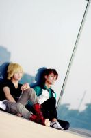 Tiger and Bunny :: 03 by soulCerulean