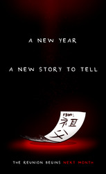 The Reunion's Coming Soon by OUTCASTComix