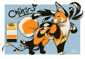 Palette Adoptable: Chihiro by Espherio