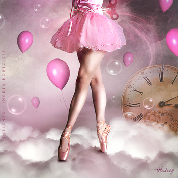 Time to dance by Selenys