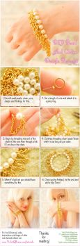 Make Your Own Chain Bracelet - Craft Tutorial by VioletLeBeaux