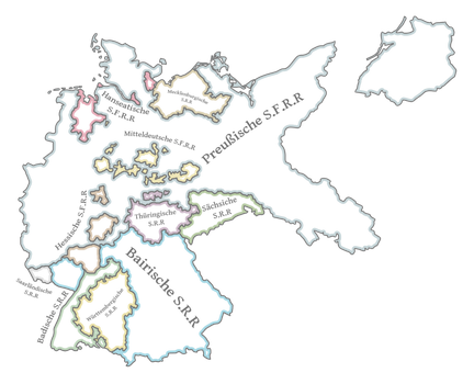 Communist Germany by Kristo1594