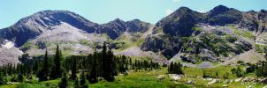 Holy Cross Wilderness by InfiniteForests