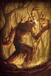 Leshen by He-st
