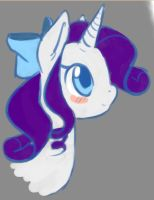 Cute Rarity... by PurrrfectArtist