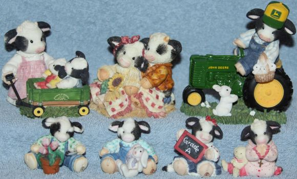 More-Mary Moo Moos - For Sale by Lovely-DreamCatcher