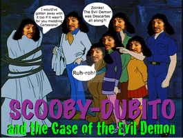 Scooby-Dubito and the Case of the Evil Demon by ethicistforhire