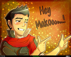'M' For Mako by Mookyloo-Old