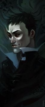 The Outsider by Grimhel