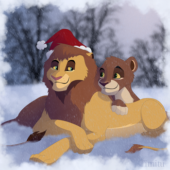 SS for Lionobsession by Timitu