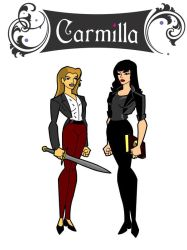 Carmilla Animated by WebWarlock