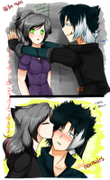 IW-::alter-egos vs normales:: (?) by bachadark93