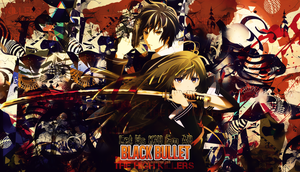 Wallpaper Black Bullet1 [The High Killers]Version1 by Yumijii