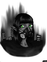 Gas Mask by All-The-Fish-Here