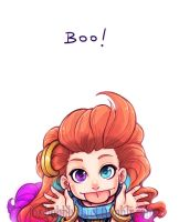 Boo ! by ShiNaa