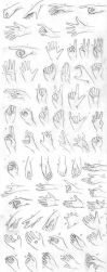 Senshistock Hand Challenge Pack by Narnise