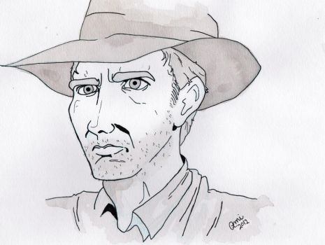 Dr. Jones by Ronnie1996