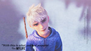 Wallpaper's ROTG Phrases 05.~ My life by Solita-San