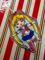 Chibi Gift: Sailor Moon for Emma by Magical-Mama