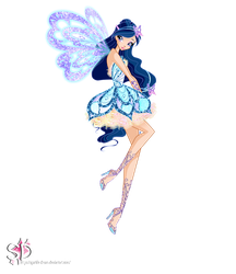 WINX: Tania Butterflix by Sparkle-Dream