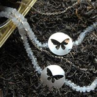 Butterfly chokers by entanglement