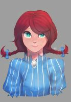 Wendy's  by riukime