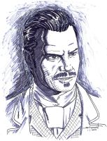 Deadwood: Seth Bullock by StevenWilcox