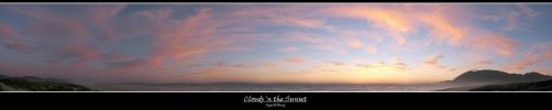 Clouds n the Sunset by viper007bond