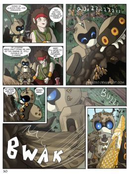 Page 30 - Journey - Suzumega Medabot by AltairSky