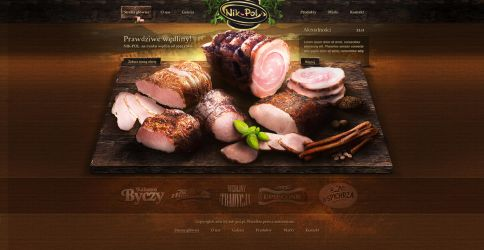 Nikpol Meat and Poultry by brainchilds