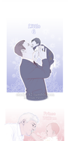 Mystrade - Parent AU - William and Lil G by RedPassion