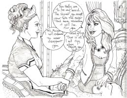 Our New Agreement, Part One - Accept your Fate! by Jenniandrews