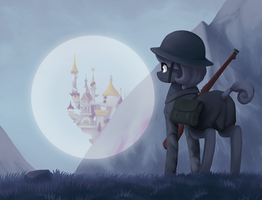 Equestria at War by MrScroup